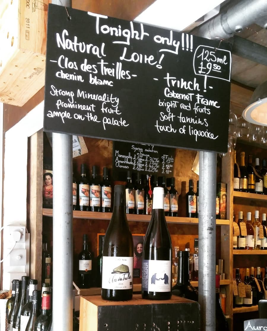 Tonight at Walcot Street we are opening a couple of cracking natural wines from our bottle only range so you can enjoy by the glass – get yourself  along there! #corkagebath #wine #restaurant #naturalwine #walcotbath #bathcity