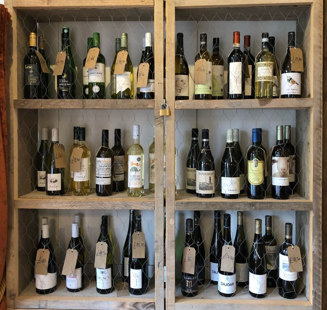 Did you know that we are also a bottle shop? Every single one of our wines is available to take home at special prices. Perfect for a weeknight supper or a weekend treat.  Buy any mixed case of six bottles and we'll give you 10% off. #bottleshop #bath #visitbath