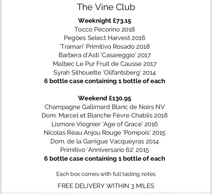 This month we have launched our brand new Vine Club. We bring you Weeknight and Weekend mixed cases of wine from our list. Lots of great wines for you to explore. Pop in to find out more. #corkagebath #winebar #batheats