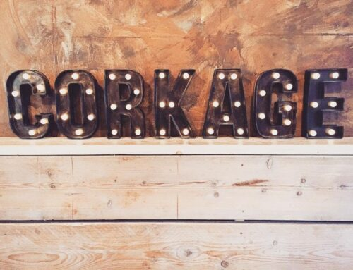 Corkage – hibernation – both sites are having a rest and we'll see you again – thanks for all the support, stay safe and well please x