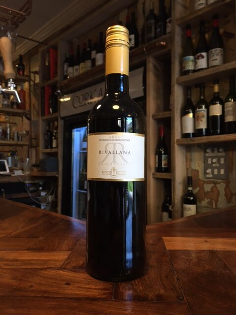Rioja bbq wine box