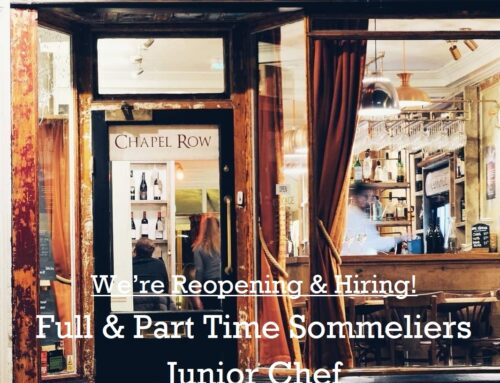 We're Reopening & Hiring!