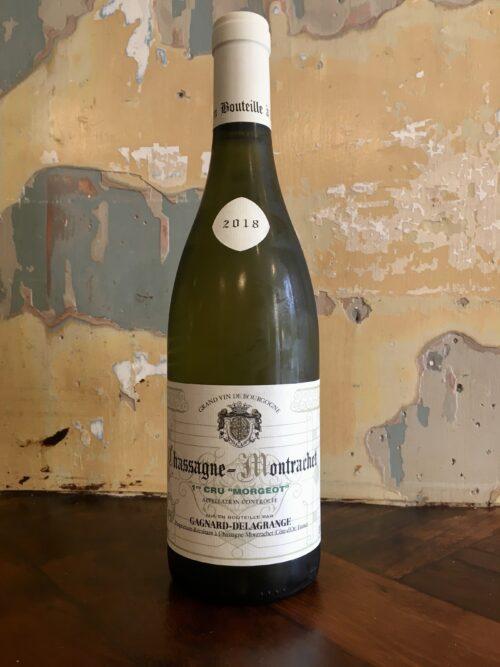 chassagne-montrachet 2018