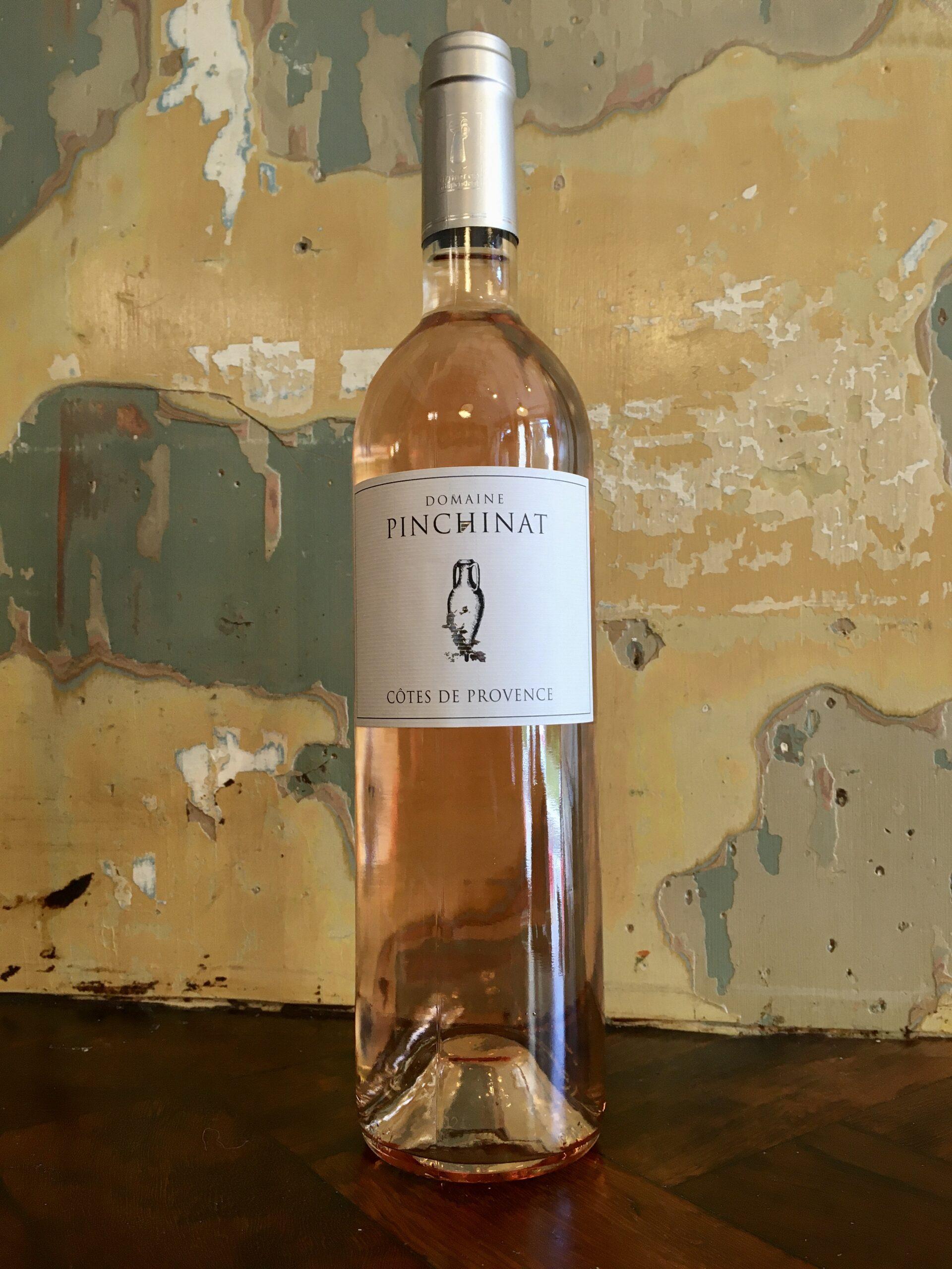 domaine pinchinat provence rose