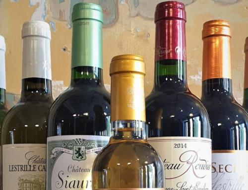 Independent Wine Shop In Bath