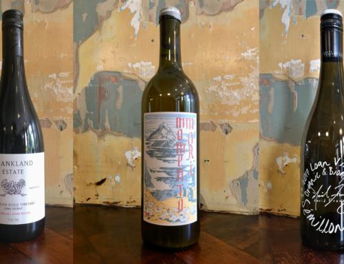 From the Wine Shop: Australian Wines
