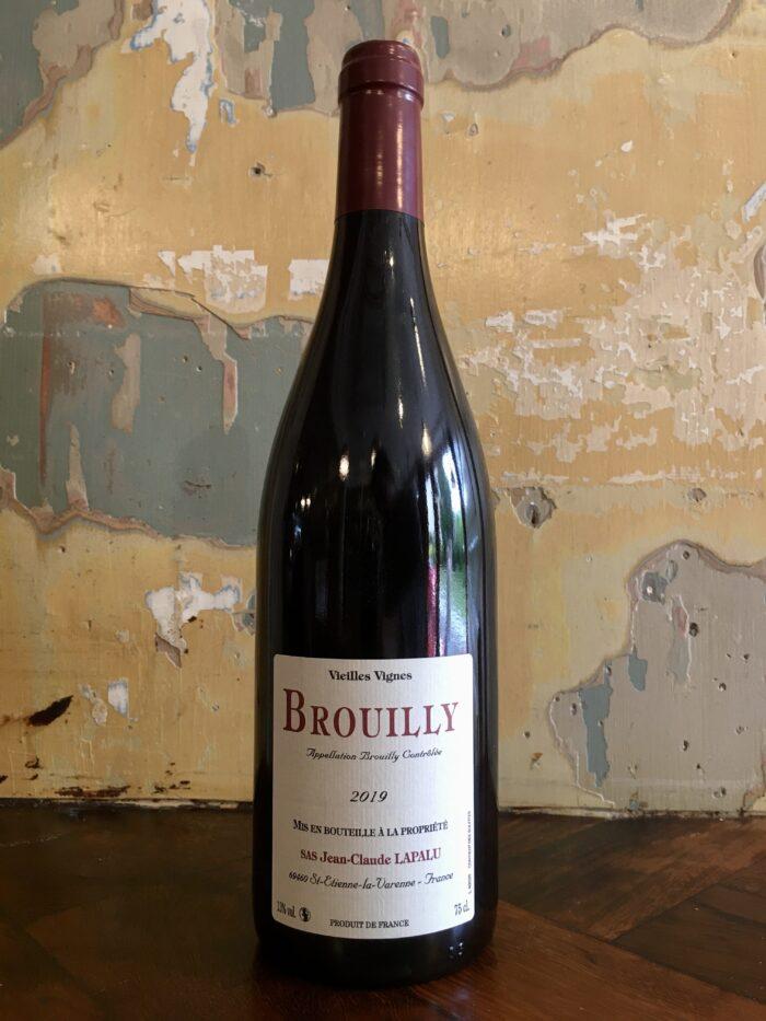 premium wines brouilly