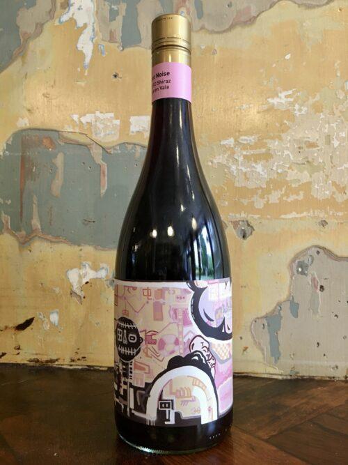 Silent Noise Shiraz wine