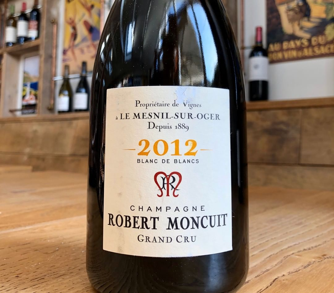 At Chapel Row we have squirrelled away a few rare gems. This dry Blanc de Blancs from Moncuit in the village of Le Mesnil-sur-Oger hits all the right notes. If you want something special, this is the bottle to ask for.