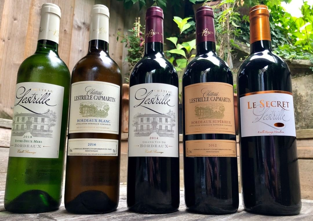 Huge thanks to Estelle Roumage of Château Lestrille for hosting a fabulous event at Walcot last night. Almost single-handedly she is putting the Entre-Deux-Mers firmly back on the Bordeaux map. If you missed it, don't panic as we decided to list four of her wines at Chapel Row. Pop in and ask.