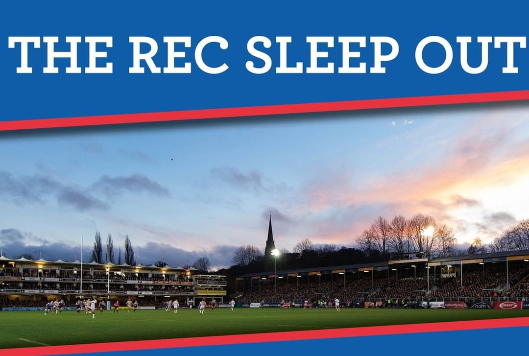 Our very own Richard is braving the elements on Wednesday 6th November at the Rec Sleep Out in support of youth homelessness in the city. Corkage is happy to be providing a warming and nourishing curry as night falls and breakfast at sun up. If you would like to support the cause please visit the Bath Rugby Foundation website.