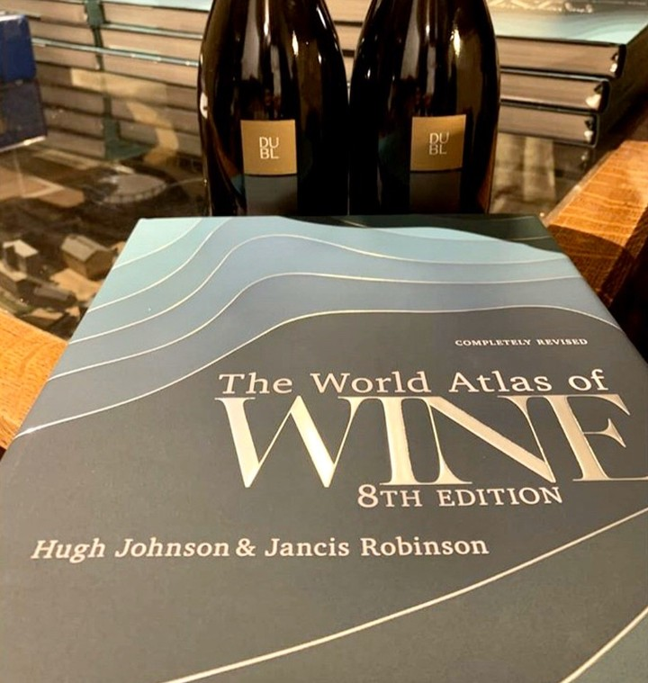 We were delighted to support the launch of the insanely good 8th edition of the World Atlas of Wine. Tasting with Jancis and Hugh and hearing their anecdotes was a real treat. Grab yourself a copy or put one in someone's Xmas (reinforced) stocking!