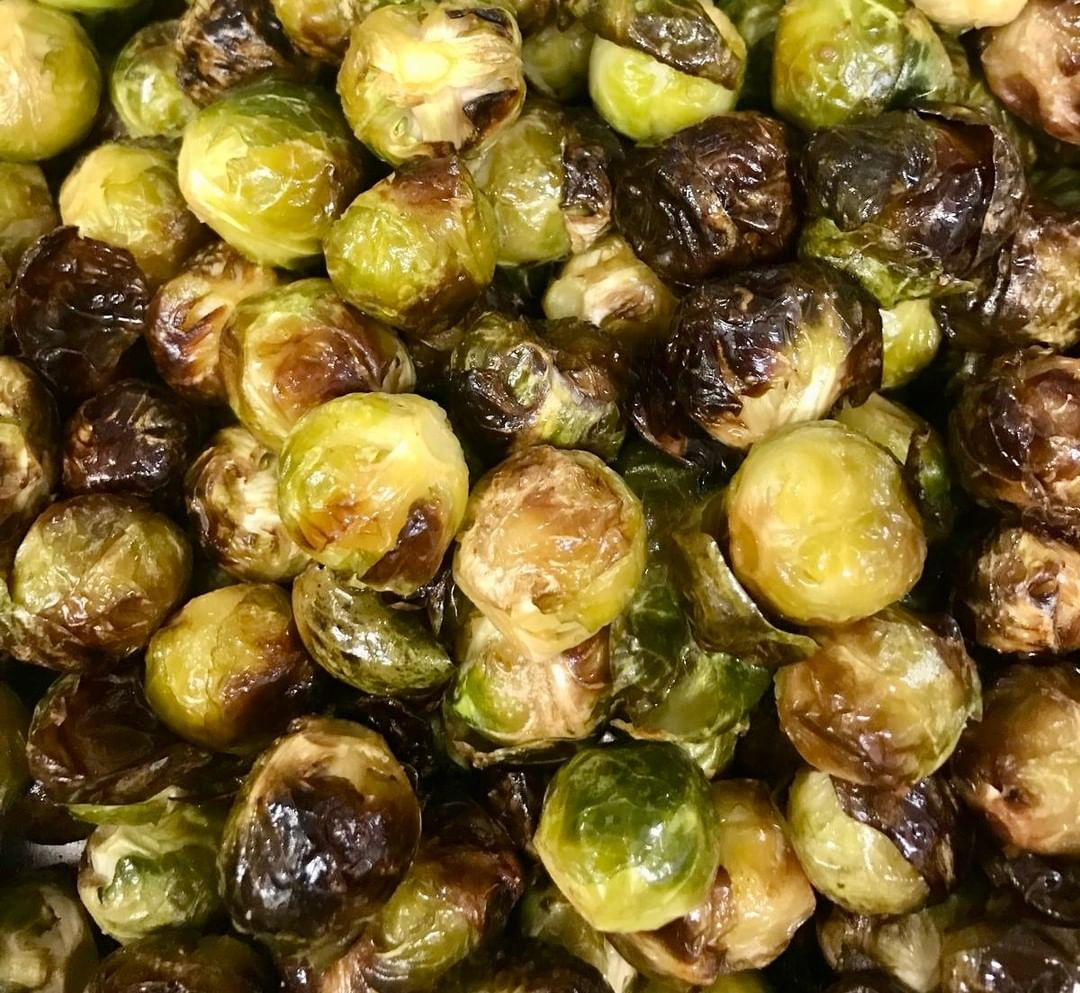 Christmas means sprouts. Get your fix at Chapel Row on our Xmas menu.