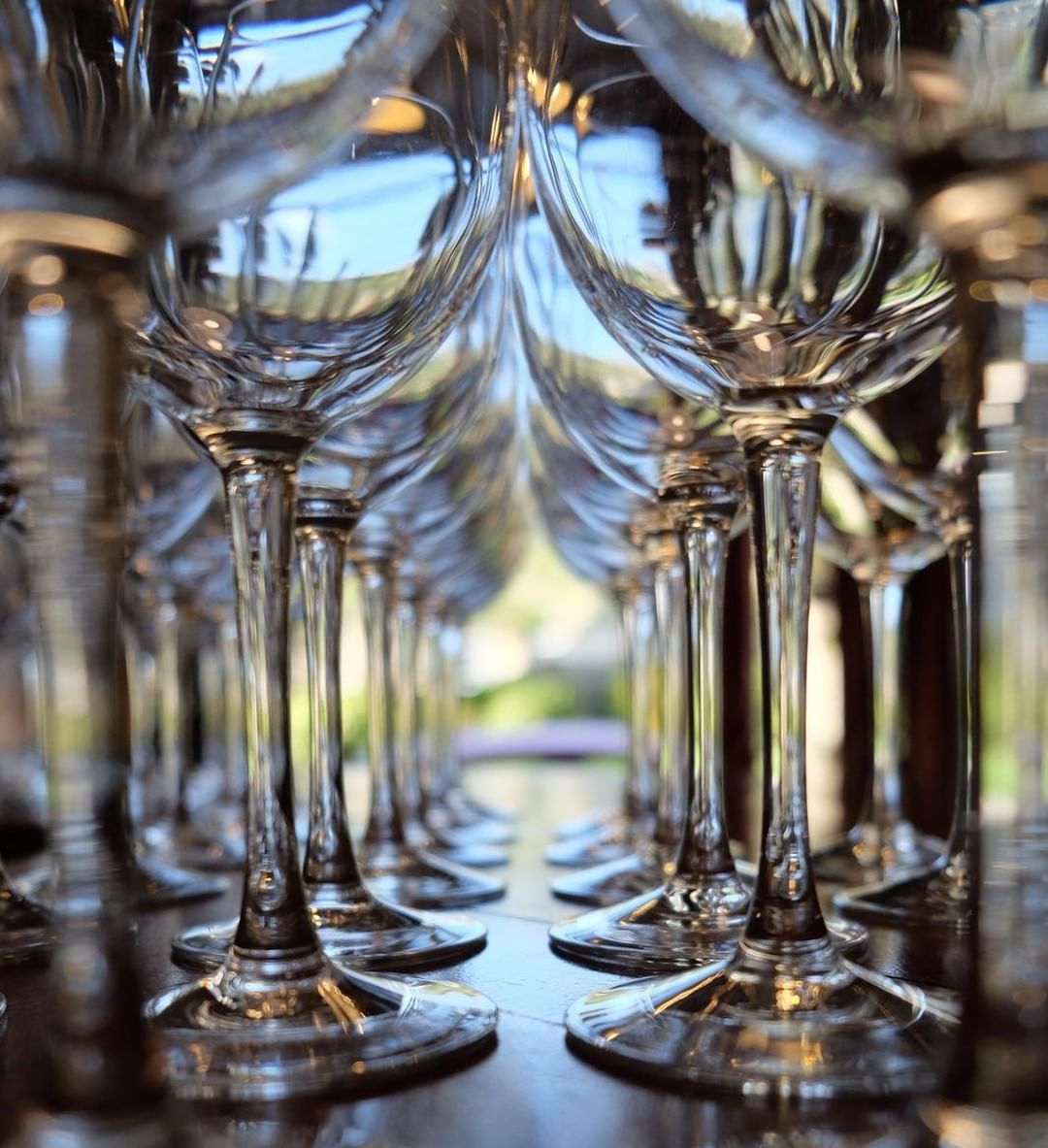 Glassware can make a big difference to how wines reveal themselves. Do you have a preferred shape?