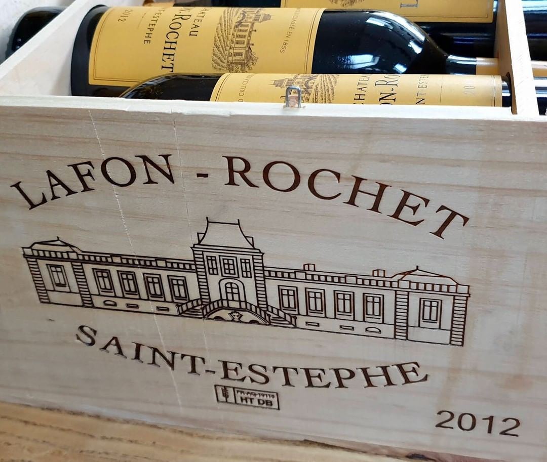 The next cracker coming up from our Rare Finds cellar is this delightful 2012 St-Estèphe 4ème Cru Classé from Lafon Rochet. Cosy dark plum and blackberry nose with a fine saline edge. On by the glass this Saturday at both Corkages.