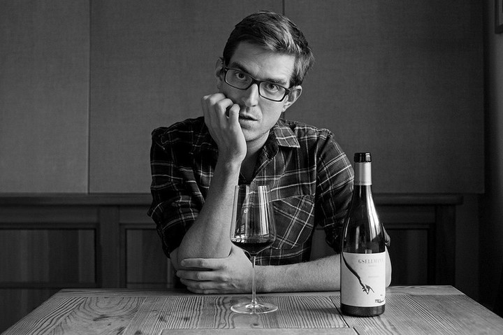 We have the brilliant Louis Theroux lookalike Andreas Gsellmann from Gols in Burgenland in Austria over for the evening of Tuesday 4th February. Can't wait to try his exciting and dynamic wines. Grab your spot now! Link in bio.